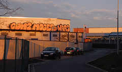 Cum2//Moses//Wars (universaldilletant) Tags: graffiti hannover moses wars cum2 topsprayer