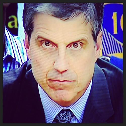 Game 44 #WittmanFace: 'I look up and it's .500 Tuesday ... Amen, brother.'