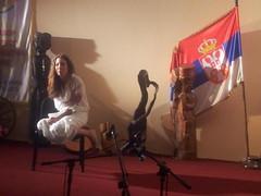 Jelena Gvozdic  dramska sekcija Kulturnog centra
