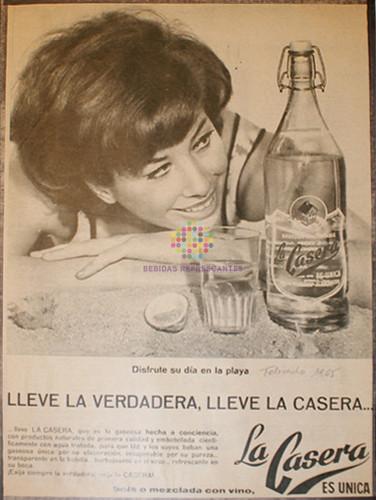 "La Casera. ""Lleve la verdadera"". 1965"