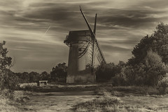 """Bidston Hill Windmill"" (Ray Mcbride Photography) Tags: windmill landmark bidston bidstonhill bidstonwindmill bidstonhillwindmill"
