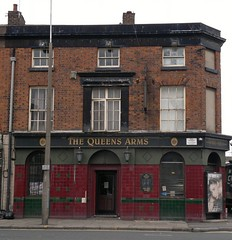 "Queens Arms,  Kirkdale, Liverpool • <a style=""font-size:0.8em;"" href=""http://www.flickr.com/photos/9840291@N03/12824279965/"" target=""_blank"">View on Flickr</a>"