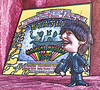 A Page From My Beatles Coloring Book (Explored) (Wes Iversen) Tags: music beatles ringo odc hcs coloringbooks nikkor18300mm ourdailychallenge clichésaturday
