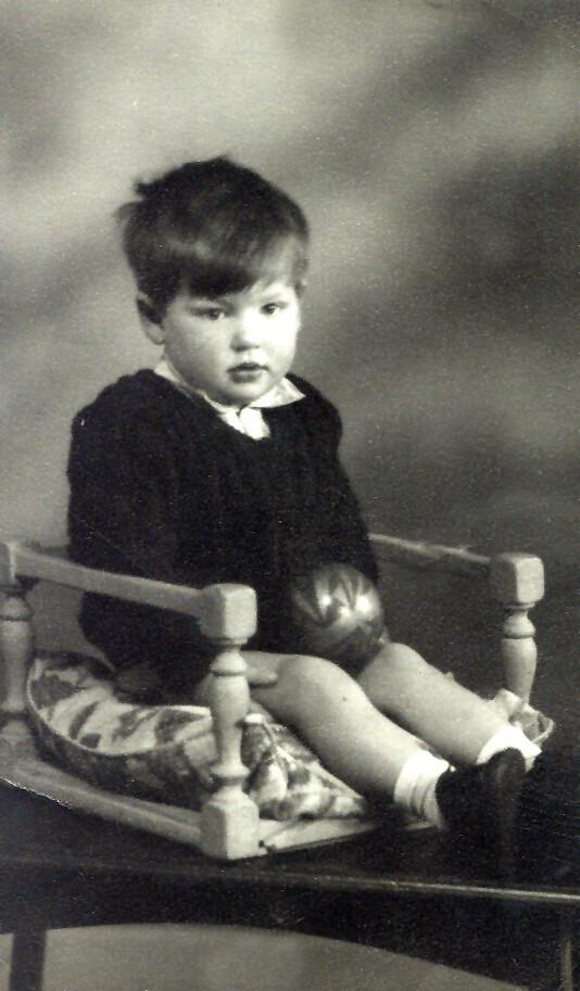 Allan Greenhill Cambuslang 1963