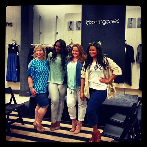 #Bloomingdales #ShopForWomen #Event #models