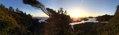 Sunset Ucluelet
