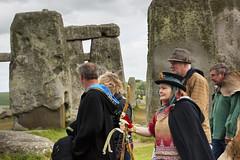 At Stonehenge (Pic_Joy) Tags: summer monument unescoworldheritagesite solstice stonehenge wiltshire prehistoric