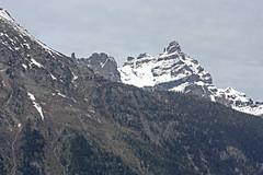 vue d'Alesse sur les Dents du  midi 3257m (luka116) Tags: berg montagne schweiz switzerland suisse swiss svizzera paysage moutain wallis valais montagnes 2014 dentsdumidi alesse
