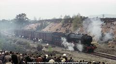 1965 - War Games at Weavers Down.. (Robert Gadsdon) Tags: geotagged steam 400 wd 1964 wargames 280 withdrawn scrapped longmoormilitaryrailway weaversdown sirguywilliams geo:lat=51066798545412546 geo:lon=08620619773864746 ambushdemo