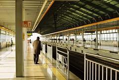 Daegok Station (Seiman C) Tags: station railway korea 50mm14 35mmfilm nikonf3 kodakgold200 nikonlens