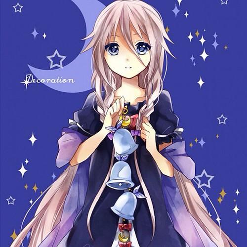 IA-chan! She is my favorite #vocaloid <3 #ia #iavocaloid