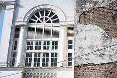 Family Secret (Mayank Austen Soofi) Tags: new old family white building brick architecture place time secret delhi connaught walla