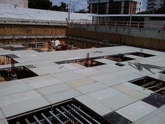 Topec - Construtora Marquise S/A Obra: Edificio Isla Jardin - Fortaleza/CE