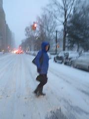 IMG_5200 (Mud Boy) Tags: nyc newyork manhattan judith juno midtownwest blizzardconditions hegedus northeastsnowstorm winterstormjuno snowmageddon2015 blizzardof2015