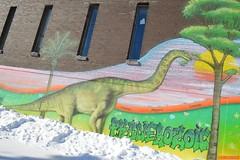Dino Wall Art (Ultrachool) Tags: murals wallart dinosaurs