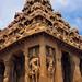 Panch Rathas Monolithic Hindu Temple,Mahabalipuram,India