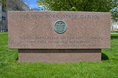 The New York State Capitol building monument marker for the National Historic Landmark on the Empire State Plaza in the capital city of Albany, New York, USA (RYANISLAND) Tags: flowers flower spring tulips 17thcentury nederland upstateny na tulip albany empirestate newyorkstate albanyny nederlands springflowers tulipfestival albanynewyork iloveny flowerfestival springflower tulipflower newamsterdam ilovenewyork tulipflowers theempirestate albanytulipfestival kingdomofthenetherlands dutchsettlement ny flower flowers spring newyork nyc springtime newyorkcity ilovenewyorkspringdestination albanyny albanynewyork albanytulipfestival tulipfestival tulips dutchtulips upstatenewyork nys springflowers orangewonder orangewondertulip queenwilhelmina holland thenetherlands netherlands dutch welcomespring tulip