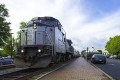 Amtrak B32-8 #512 (ExactoCreation) Tags: diesel amtrak locomotive ge dash8