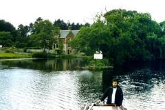 Slide 061-07 (Steve Guess) Tags: uk england river canal leicestershire union grand gb nigel loughborough soar kegworth