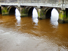 River Torridge, Bideford, North Devon (photphobia) Tags: uk bridge water river arch outdoor arches devon northdevon bideford rivertorridge oldwivestale