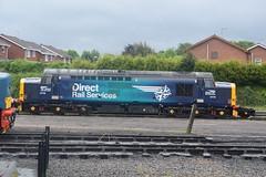 Direct Rail Services 37716 (Midland Red FanBoy) Tags: travel england train trains transportation severnvalleyrailway kidderminster passengertrains directrailservices severnvalleyrailwayspringdieselgala