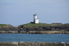 Leuchtturm vor Elie (a-r-a-55) Tags: scotland elie schottland leuchttrme grosbritannien