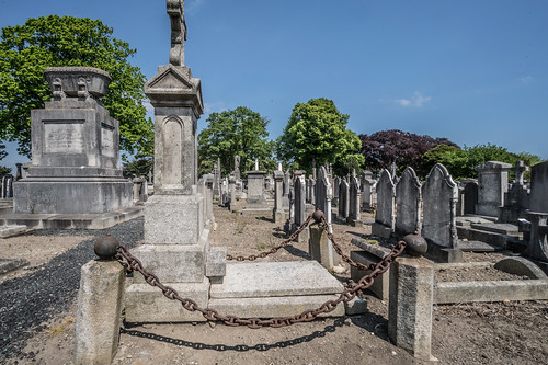 MOUNT JEROME CEMETERY AND CREMATORIUM IN HAROLD'S CROSS [SONY A7RM2 WITH VOIGTLANDER 15mm LENS]-117055
