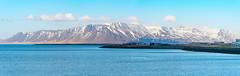 Esjan Mountains, Iceland (JackPeasePhotography) Tags: winter mountains march iceland nikon esjan