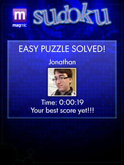 Magmic's Sudoku (lezumbalaberenjena) Tags: art ads corporate design marketing video media graphic social games images sudoku branding logotype magmic