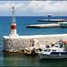 the port / το λιμανι