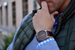 El tiempo, tesoro efmero (Cristina Campos Fraile) Tags: detalle relax persona treasure watch reloj tesoro tiempo nikond5200