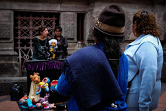 Master Of Puppets (Stephan Harmes) Tags: street blue theater dolls blau puppen strase