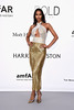 CAP D'ANTIBES, FRANCE - MAY 19: Lais Ribeiro arrives at amfAR's 23rd Cinema Against AIDS Gala at Hotel du Cap-Eden