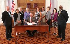 05-17-2016 Erin's Law Ceremonial Bill Signing