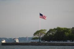 IMG_0507 (thehachland) Tags: newyorkcity building canon newjersey memorial state worldtradecenter empire statueofliberty christophercolumbus libertystatepark