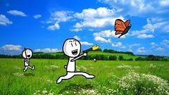 summer fun (hobular) Tags: silly cute funny cartoon quotes stupid