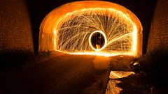Balrog (Will Boulton) Tags: longexposure fire long exposure lotr steelwool