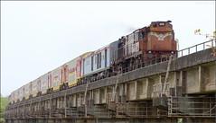 Mumbai Madgaon Double Decker Express (Omkar Sawant) Tags: india goa railway double express kalyan mumbai railways decker konkan ratnagiri madgaon wdg3a