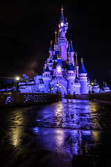 Magic moments (silentandy) Tags: paris castle night lights shot disneyland sony disney iso magical iv cinderellas cendrillon rx100