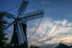 June sunset at Holgate Windmill - 3