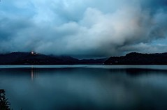Sun moon lake () Tags: clouds nikon natural taiwan      d5100