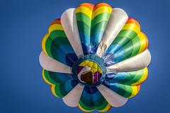Hot air balloon, Howell, MI ! (vvivek4ever) Tags: michigan balloon howell balloonfest