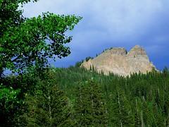 Sawtooth Rocks_2 (cowestoutdoors) Tags: rock landscape colorado montrose rockformation buckhornlakes sawttohrocks