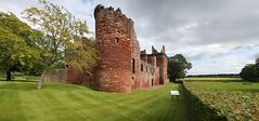 Edzell Castle (49 of 49) (arjayempee) Tags: edzellcastle angus forfarshire scotland castle towerhouse mounthpasses glenesk northesk lindsayofedzell earlofcrawford edzellcastlegardens stirlingofglenesk baronyofglenesk fortress courtyardcastle av6a544750stitch
