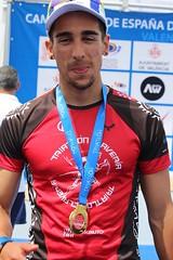 Iván Muñoz campeón españa triatlon MD sub23 9