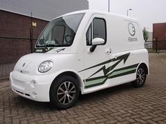 Streeter Linksvoor-1 (franskuijpers) Tags: streeter bestelwagen elektrischvervoer