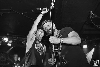 04.06.2016 - Zebrahead at The Underworld // Shot by Alba Fle