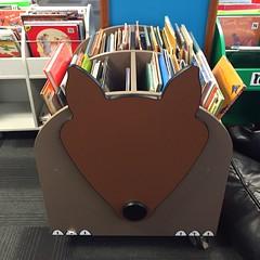 wombat bookshelf (idontkaren) Tags: cute public animal kids children furniture oz alice library libraries australia books bookshelf wombat northernterritory alicesprings centraloz