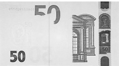 Infrared-properties_security_zone (European Central Bank) Tags: ecb banknote ezb europeancentralbank 50 new50 securityfeatures
