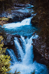 MH5_9213 (memories by Mark) Tags: rockies waterfall alberta banff rockymountains banffnationalpark johnstoncanyon
